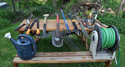Das richtige Werkzeug hilft bei der Gartenarbeit