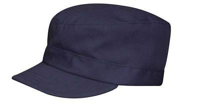 Navy Blue Mens Propper Bdu Patrol Hat Cap Sizes Small And Meduim Only Hats Caps