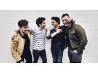 2 x stereophonic tickets for 9th June Cardiff