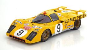 CMR 1971 Ferrari 512M #9 24h LeMans DeFierlant / DeCadenet  1:18 Rare Find!