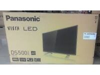 panasonic viera tx40ds500 led smart with wifi buidl in . the tv in mint condition.