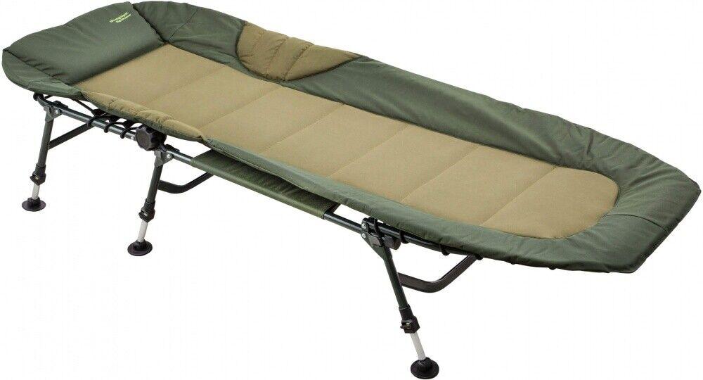 MK Angelliege Nightdreamer Karpfenliege Bedchair Campingliege