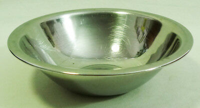 - Extra Small Light Weight Stainless Steel Mixing Bowl (7