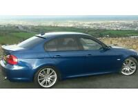 2006 BMW 3 series 318d m sport Le man's blue 18in original mv3s maybe swap (audi a5 a6 BMW m3 m4