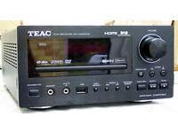 TEAC DRH300DAB HDMI DVD DAB FM HIFI Reciever Player