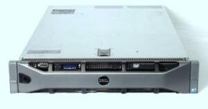 DELL PowerEdge R710  Server 1 x X5530 QC 2.4GHz 16GB PERC 6/i 2x870W iDRAC eight 2.5-inch Bay