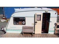 Dalesman 2 berth caravan / craft or hobby space