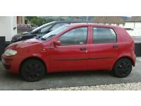 Bargain!! 54plate punto for sale/swap with BRAND NEW MOT!