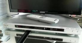 Sony Multi region DVD player with remote.