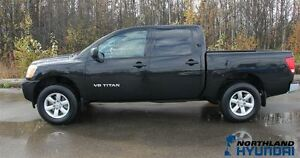 2015 Nissan Titan Cruise control/Spray in Bed-liner/Power Option Prince George British Columbia image 13
