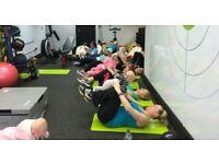 Mum & Baby Fitness Class in Blackheath FREE 1ST WORKOUT