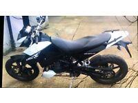 Ktm duke 690 2009 not r1 r6 cbr Yamaha Honda Kawasaki
