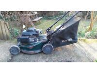 Hayter Motif 48 push petrol mower