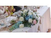 Wedding Table Top Flowers