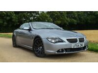 2004 BMW 645 CI Auto Convertible!4.4v8!FullBMWSH!New MOT!New Tires!89K!ProSatNav