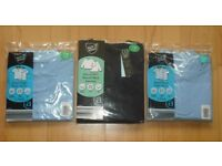 School Blue Polo Tops and/or Navy Round Neck Jumper. Brand New with Tags.