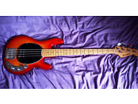 Bass guitar (active electrics)