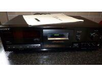 Sony TC-K661S Cassette Deck