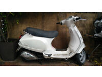 Piaggio VESPA LX 125 (2005 - 11,000 Km) needs new owner and some care