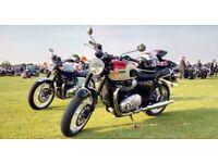 Triumph Bonneville Sixty special 2010 ltd edition