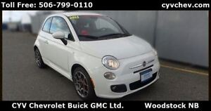 2015 Fiat 500 Sport Coupe