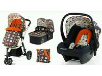 Cosatto Giggle 2 3in1 Travel System