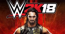 WWE 2K18 PLAYSTATION 4 GAME