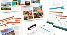Graphic design. logo, leaflet, branding, business card design and more. 8+ years exp.