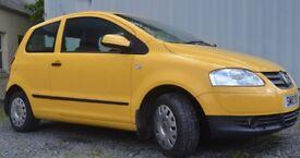 VW Urban Fox