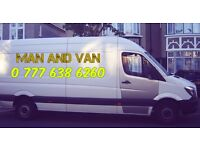 Man and Van, 24/7 UK removals