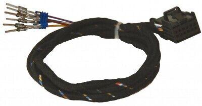 For Vw Jetta Original Kufatec Cable Loom Pdc Sensor Control Unit Park Pilot Rear