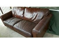 Yes its FREE Large 3 seater sofa