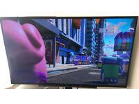 Sony X-Reality Pro 48-inch Widescreen 1080p Full HD Smart LED TV - KDL48W585BBU