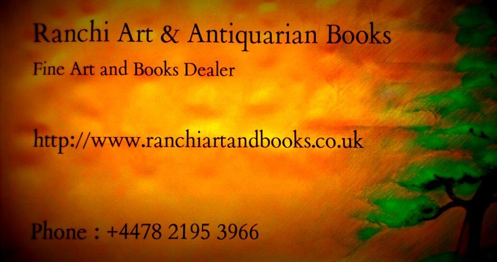 Ranchi Art and Antiquarian Books