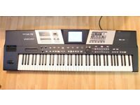 Roland VA-76 Arranger keyboard with manuals