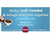 Assistant Manager Costa Coffee