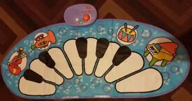 Early learning centre music mat. New condition