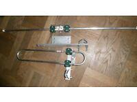 1 70cm j pole and 1 2mtr dipole unused mint