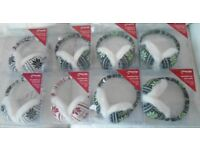 Box of 8 Scandinavian Designed Headphone Earmuffs. One Size