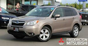 2014 Subaru Forester 2.5i TOURING! HEATED SEATS! SUNROOF! BACKUP