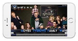 Kodi iOS + Wave Media Updater on iPhone + iPad + iPod + Apple TV - Android Box alternative