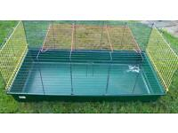 Rabbit r guinea pig cage large