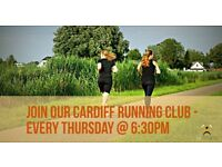 Running club for beginners, Cardiff Bay