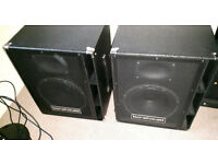 Barefaced 'BigBaby 2' bass cabinets (TWO of), great condition, with cover