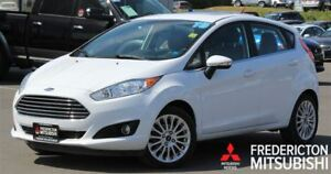 2015 Ford Fiesta TITANIUM! LEATHER! SUNROOF! NAV!