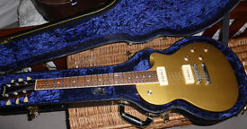 LARRIVEE RS2 GOLDTOP, MADE IN USA 2012. P/X POSSIBLE.