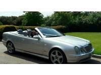 Mercedes-Benz clk 230 private sale