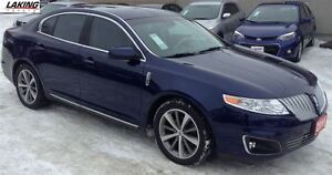 2011 Lincoln MKS AWD Navigation  Heated Seats Remote Start