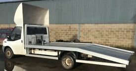 TRANSIT 115ps T430EF Recovery Truck New 16ft Body*NO VAT*New Engine, Clutch, Flywheel & Turbo Fitted