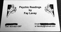 Physchic Readings by Fay